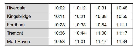 q9-bus-timetable